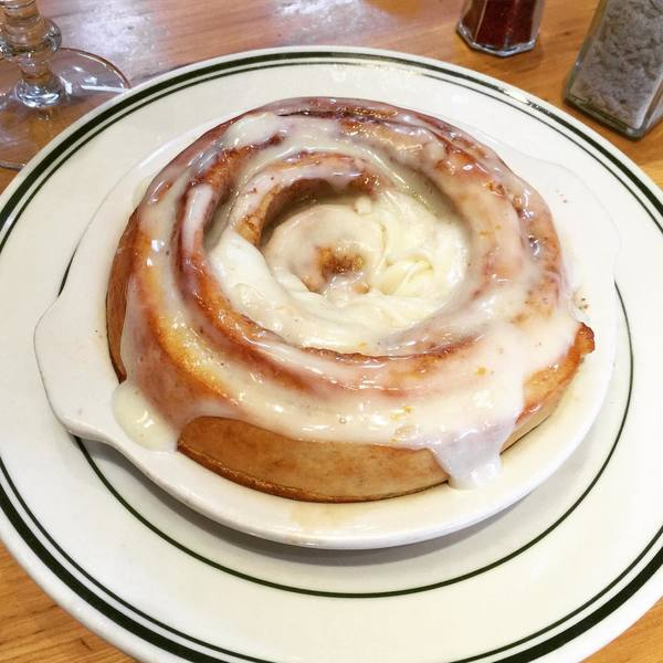 """Cinnamon Roll"" by Connie & Ted's (@tastefullyla)"