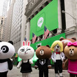 Line invests $45 million into Snapchat clone Snow