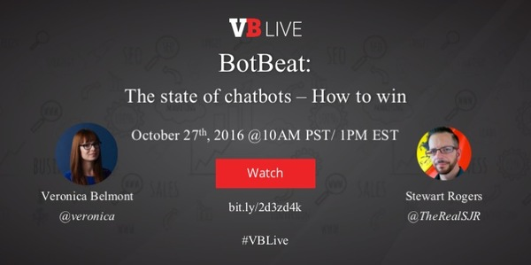 BotBeat: The state of chatbots - How to win