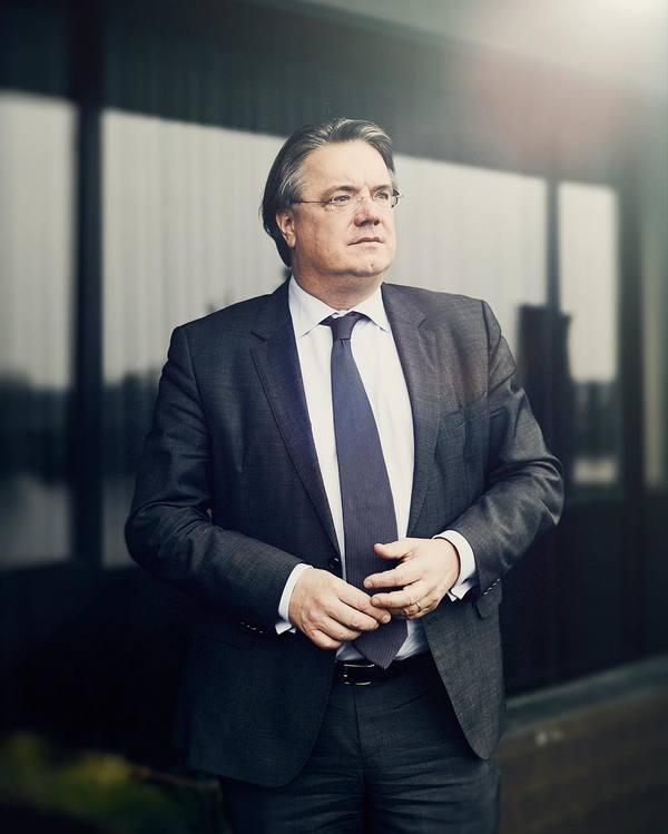 Portretteerde ik Wim van de Donk, Commissaris van de Koning in Brabant