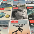 The Economist is joining Snapchat Discover