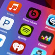 Projecting Trends:  Consolidation in music streaming