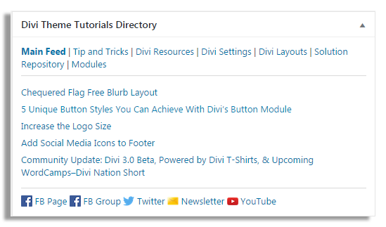 Tuts Directory - Issue #8 Weekly Coverage of Most Useful