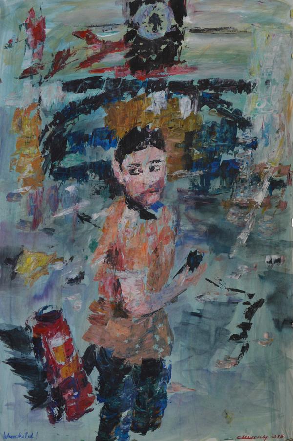 War child 2016