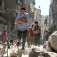 We live in Aleppo. Here's how we survive.