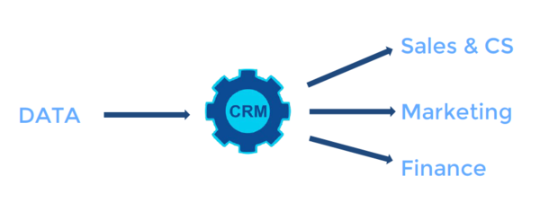 Implements & optimize the processes, data and apps that support the sales team