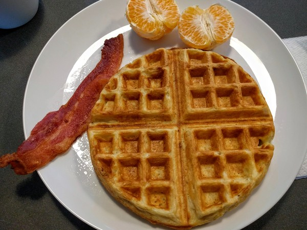 Waffles are the best.