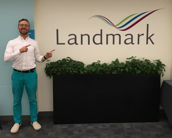 A lot of my friends either love, hate, or don't know about Landmark