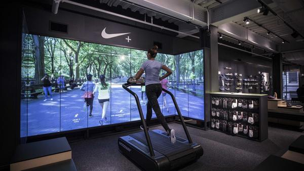 Test out shoes on a treadmill through 90-second run segments