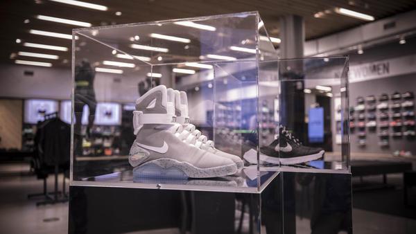 Nike Mag and Nike HyperAdapt 1.0