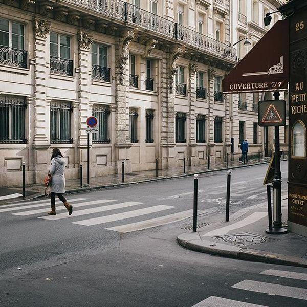 …slenterde ik een paar dagen met mijn camera door Parijs.