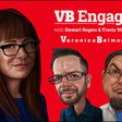 Veronica Belmont, chatbot therapy, and 72 hours in Lisbon - VB Engage