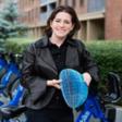 Recyclable helmet wins James Dyson Award