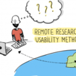 Remote User Research & Usability Methods