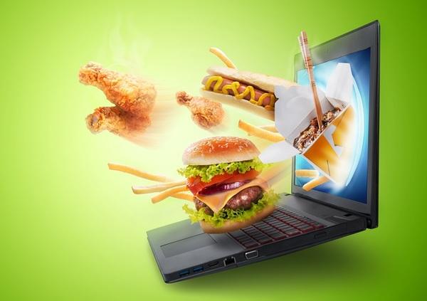 En wat is de gezonde voeding die OOK in dat scherm zit?