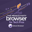 The Productivity Browser for Technology Professionals