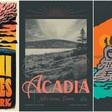 See America's national parks celebrated in a poster series