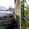 Driver Blames Biker For Crash Because She Was Riding With Nothing Than BIKINI!