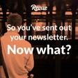 Hooray! You've sent out an issue – Revue