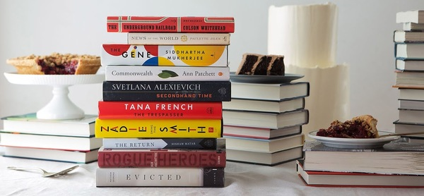 The Washington Post recommends these 10 books (plus pie & cake).