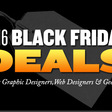 2016 Black Friday & Cyber Monday Deals for Designers & Artists