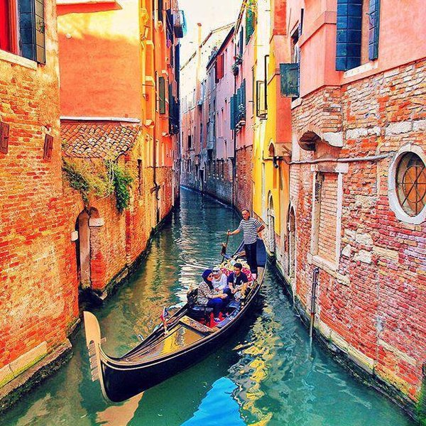 My Favorite. Venice