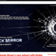 Netflix promoot 'Black Mirror' door te focussen op adblockers