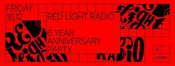 Happy Birthday Red Light Red Radio