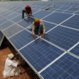 India has built the world's largest solar power plant