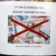 🇩🇪 WDR 5: In Schweden ist Bargeld unerwünscht