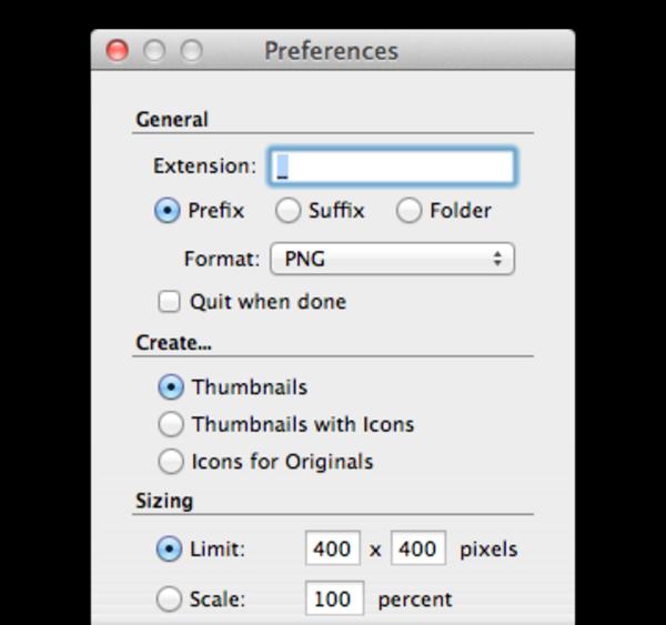 ThumbsUp for Mac