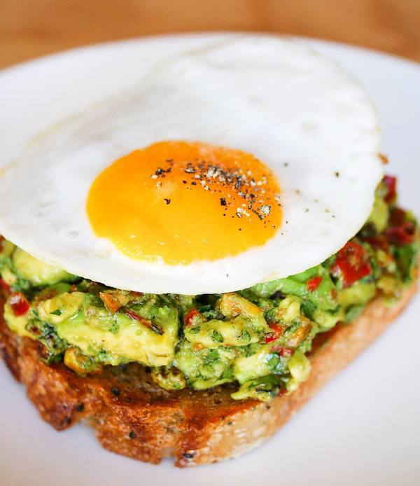 """Avocado Toast"" by Rose Café (@infatuation_la)"