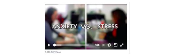 Stress vs Anxiety: Juliette and Stephanie