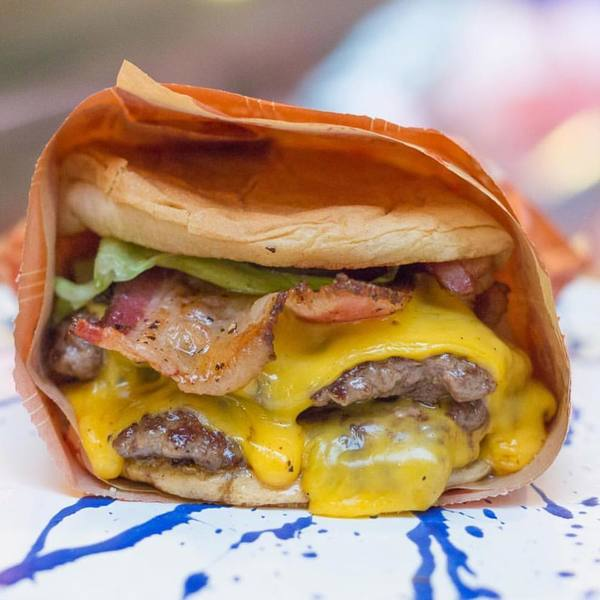 """Belcampo Fastburger"" by Belcampo (@infatuation_la)"