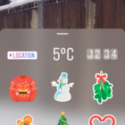 New to Instagram Stories: Stickers, Holiday Fun and More