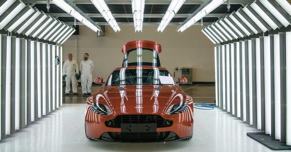 Aston Martin Broadens the Brand