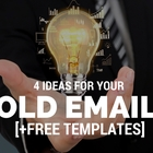4 best cold email templates that actually work
