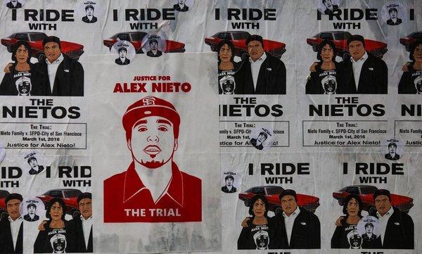 Death by gentrification in San Francisco: The killing of Alejandro Nieto