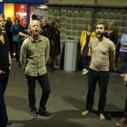 Watch an Impromptu Medieval Icelandic Hymn Sung in a Modern Train Station