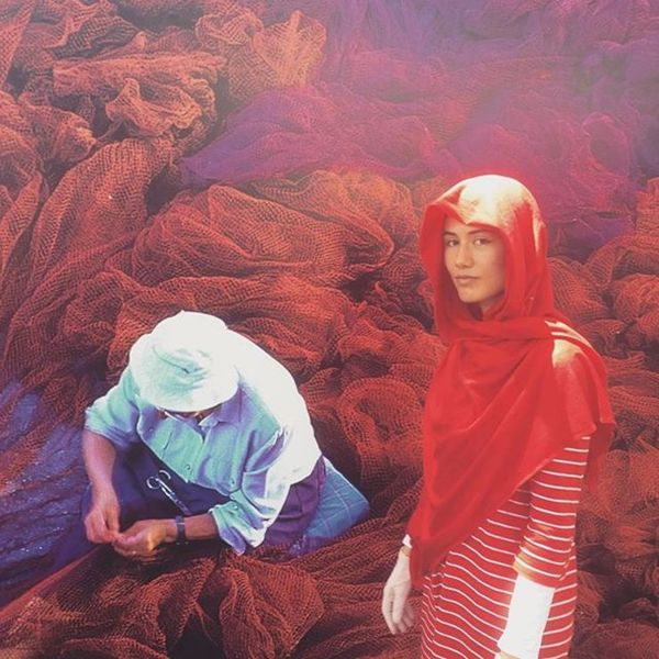 I first wore headscarves and hijabs in Indonesia, a wildly uncomfortable experience at first which soon became normal.