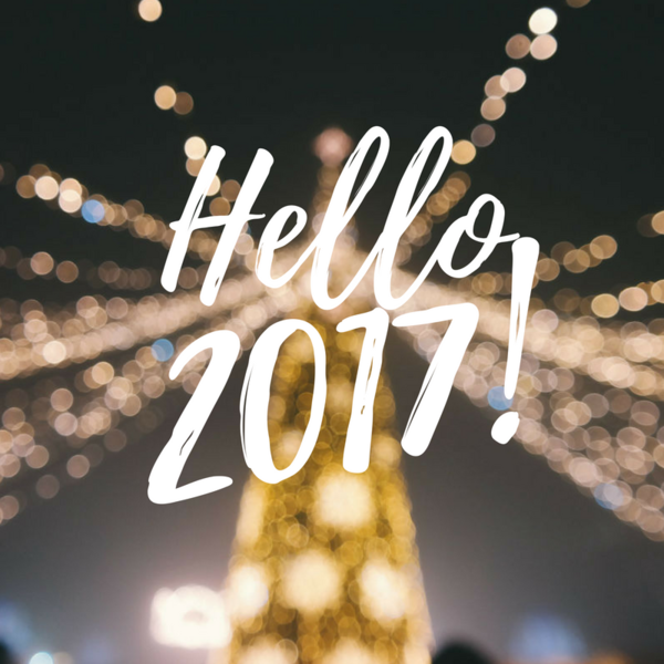 Have an amazing 2017!