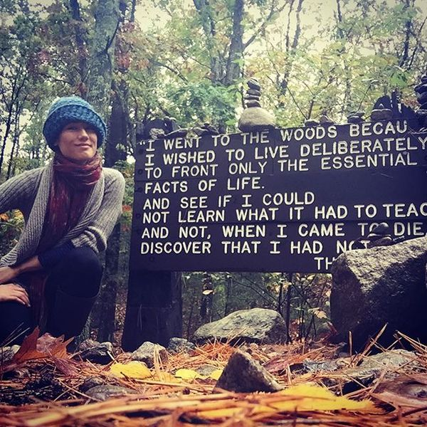 In 2016 I didn't quite go into the woods, but I stripped my life down to the bare essentials and tested the boundaries of my own endurance, taking #digitalnomad to the extreme for the last two years. I've seen so much of myself and am finally beginning to learn the art of living. Looking forward to 12,017, happy New Years!