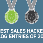 Best Sales Hacker Blog Entries of 2016