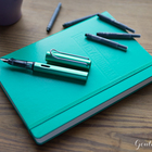 "Bullet Journaling ""Official"" Package Set - Emerald"