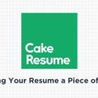 CakeResume - Making your resume a piece of cake