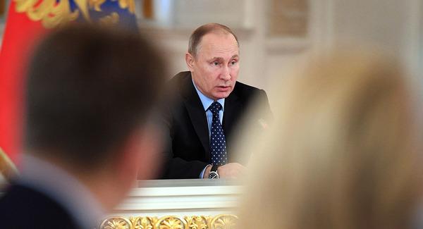Putin's Real Long Game