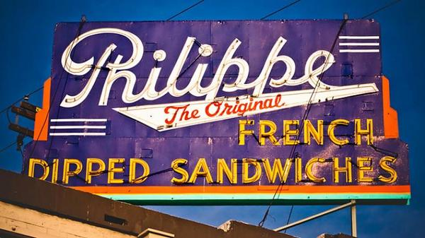 The Century-Long History of Philippe's and Its Famous French Dip Sandwich | KCET