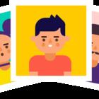 TinyFaces 👦🏼👨🏾👩🏻 - Avatars & Random data for your designs