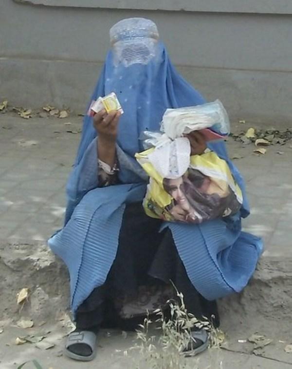In Afghanistan da blogger