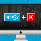 spaCy v1.0: Deep Learning with custom pipelines and Keras | Blog | Explosion AI